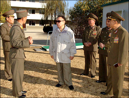 pictures of north korean people. North Korean leader Kim