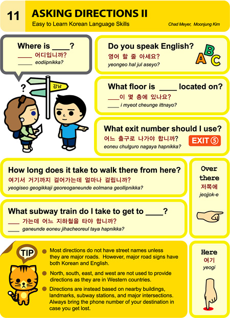 how to learn korean the easy way
