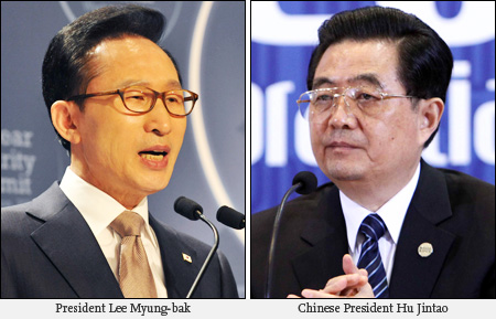 South And North Korean Officials Meet Seperately With China's President