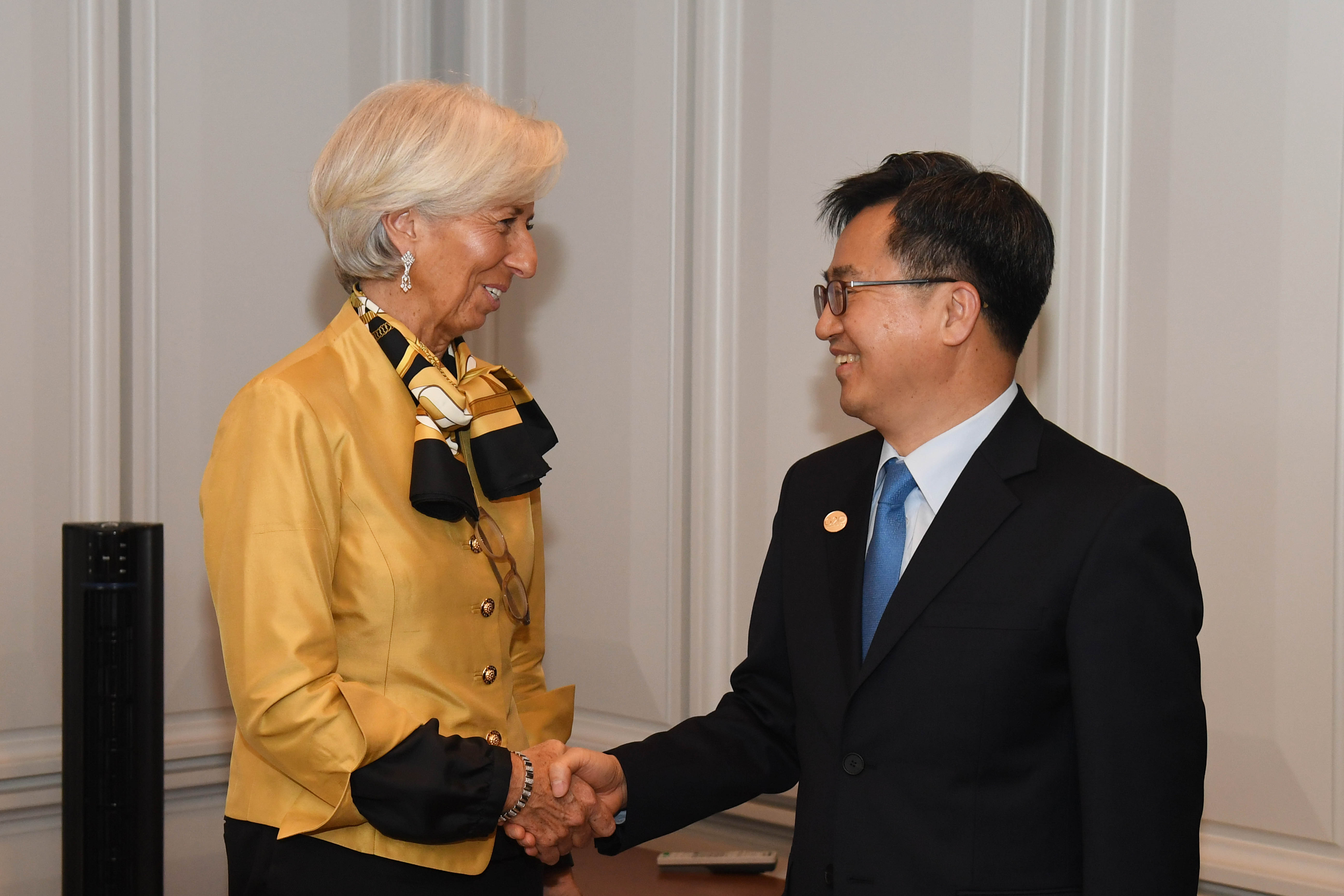 Korea, IMF coordinate over disclosure of forex market interventions