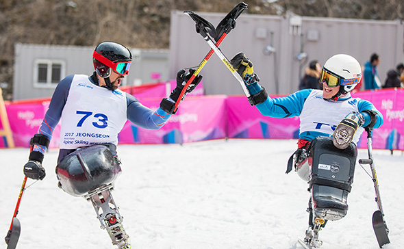 PyeongChang Paralympics to close today