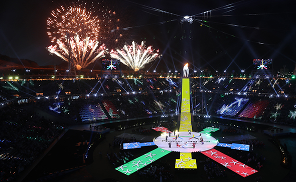 PyeongChang Paralympics come to close with fireworks