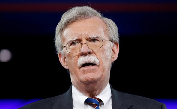 Trump taps hardliner John Bolton as national security adviser