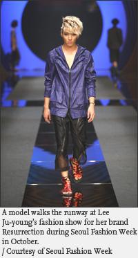Fashion Week Starts In Seoul