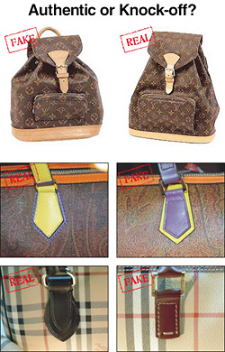 Fake vs. Real  Lowdown on Counterfeit Fashion f49ce789cb797